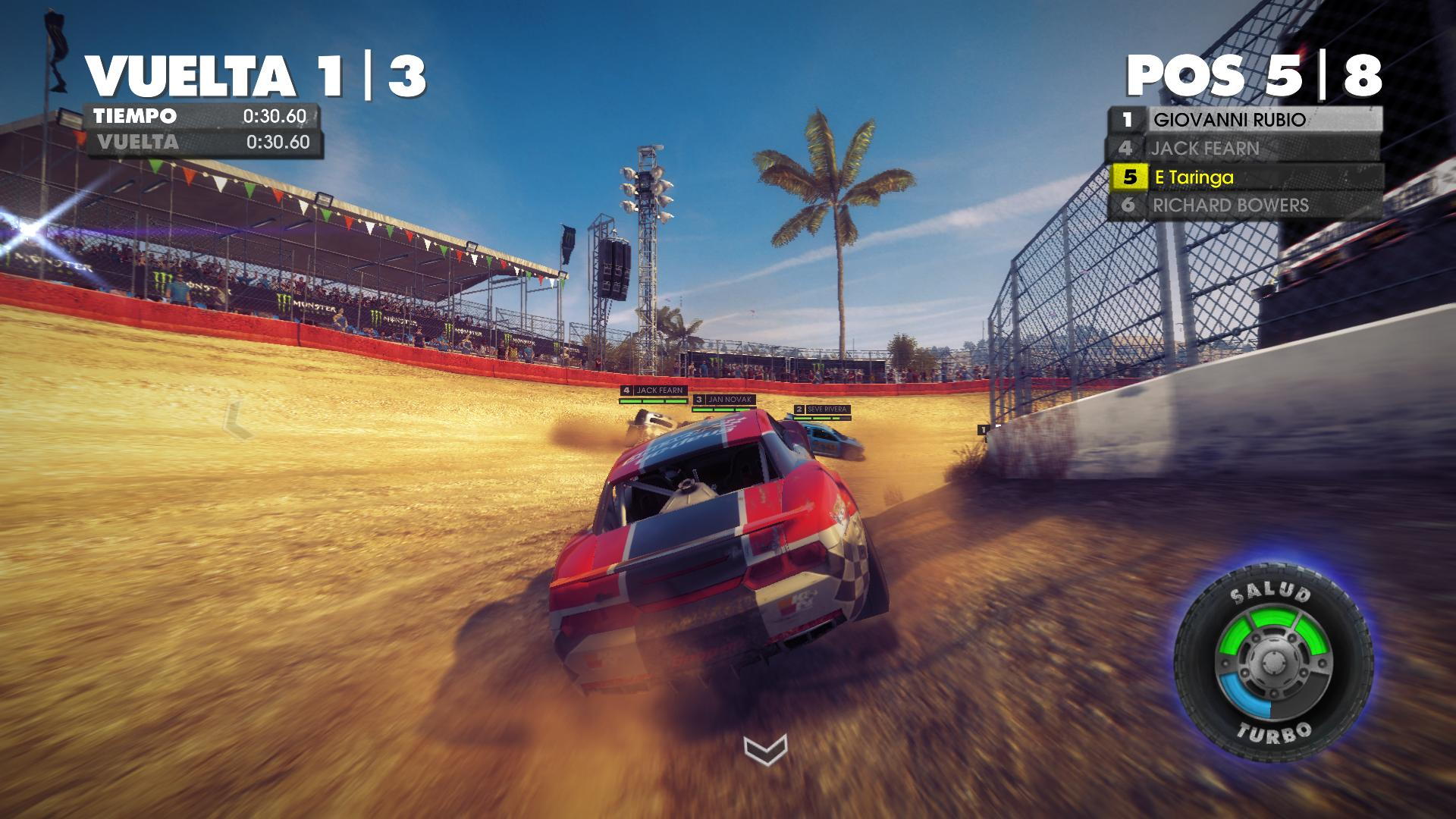 [Mi Subida] [DIRT Showdown | JF | ESP | 5.80GB]