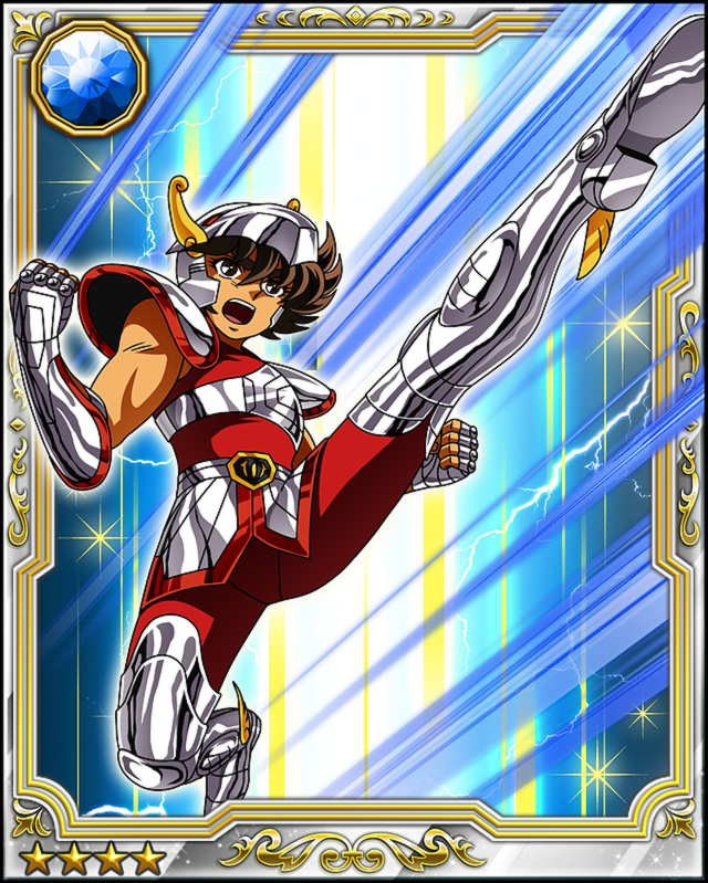 Saint Seiya - Galaxy Card Battle Parte 1