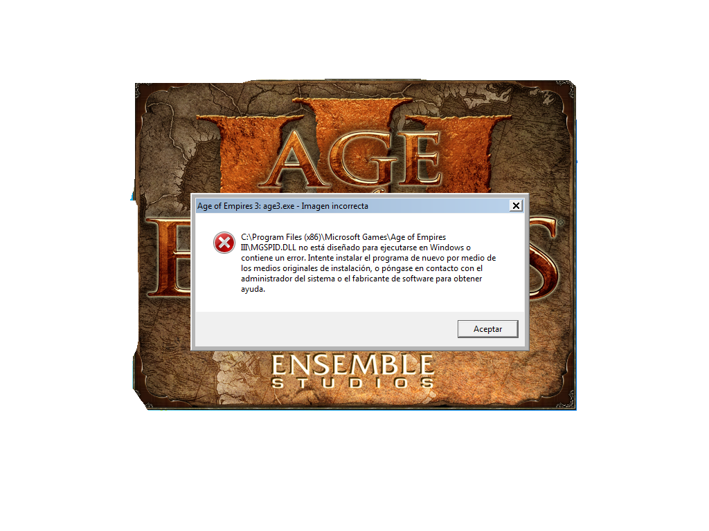 [Crack] Age of Empires 3