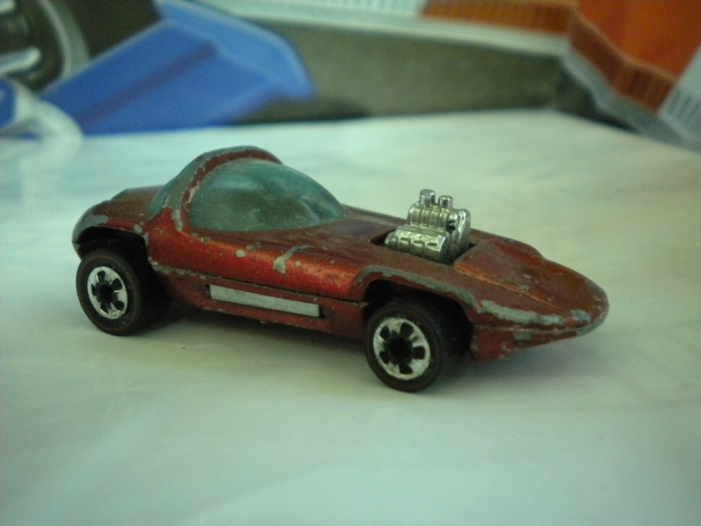 Primeros Hot Wheels de la historia!