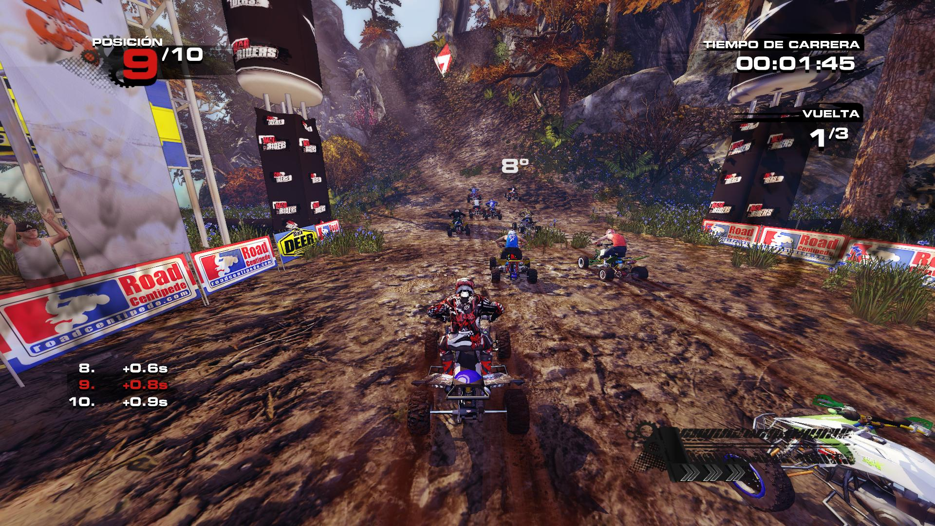 [Mi Subida] Mad Riders [PC/Esp/Skidrow/Full/Cap-Propias]