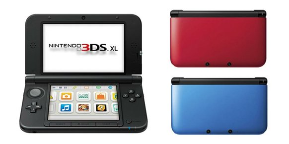 [Noticia] Nintendo 3DS XL Anunciada