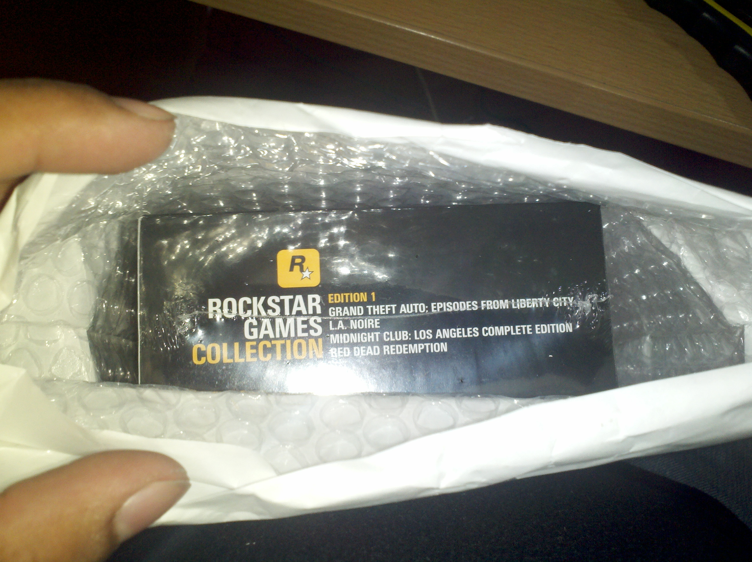 [unboxing] [M128] Nueva compra Rockstar Games Collection