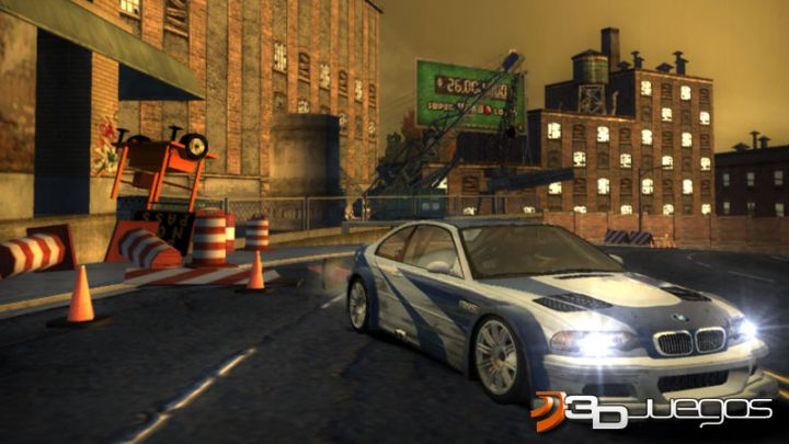 02.10.2005 Новые скриншоты из Need For Speed: Most Wanted.