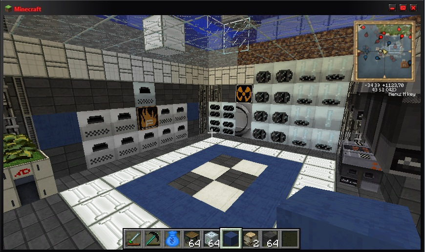 mis casitas del Minecraft