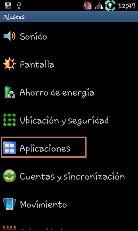 (Aporte) Parte1 Actualizar Galaxy S advance (2.3)
