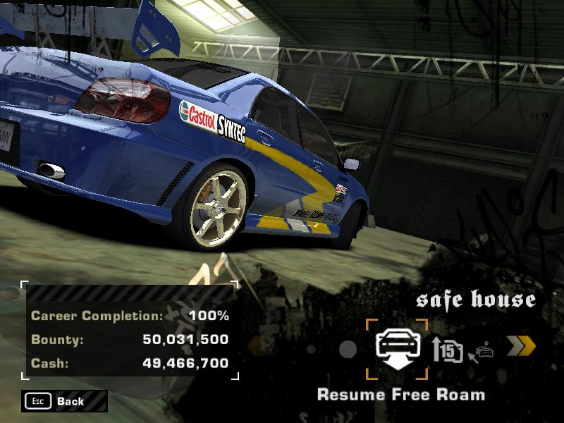 [Mi Subida] Need For Speed: Mos Wanted|Mi Subida|MF