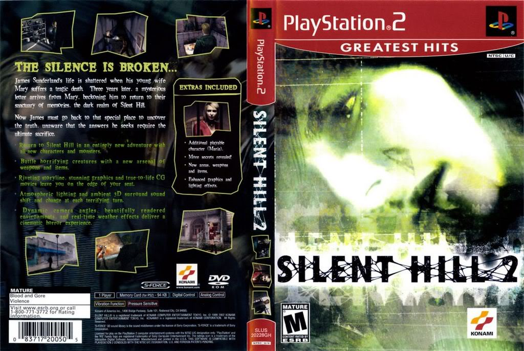 Triton World Game Cutscenes Of Silent Hill Series From W3