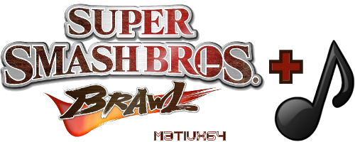 [Aporte] Super Smash Bros. Brawl + OST [NTSC] [MF]