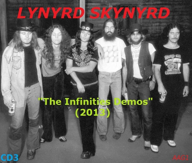 [Aporte] Lynyrd Skynyrd - The Infinities Demos (2013)