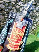#LCosplay  :information_source: Zant de The Legend of Zelda: Twilight Princess