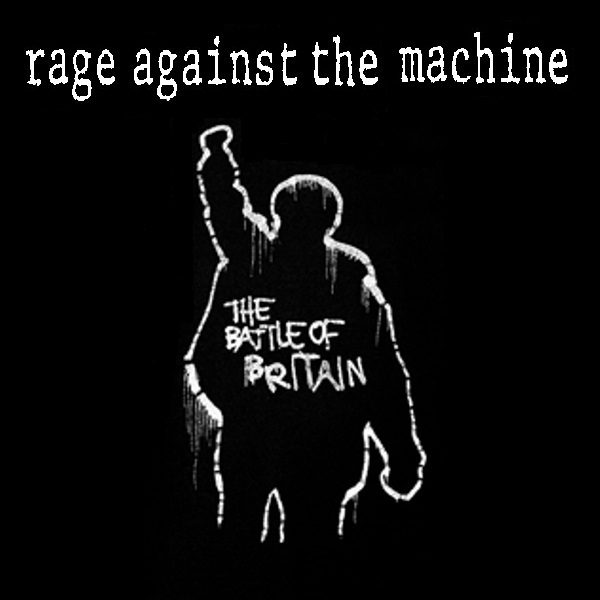 rage against the machine song list