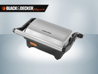 40% Dto. Parrilla Panini Black &amp; Decker. Prepara exquisitas recetas. #DescuentosAntofagastaCl