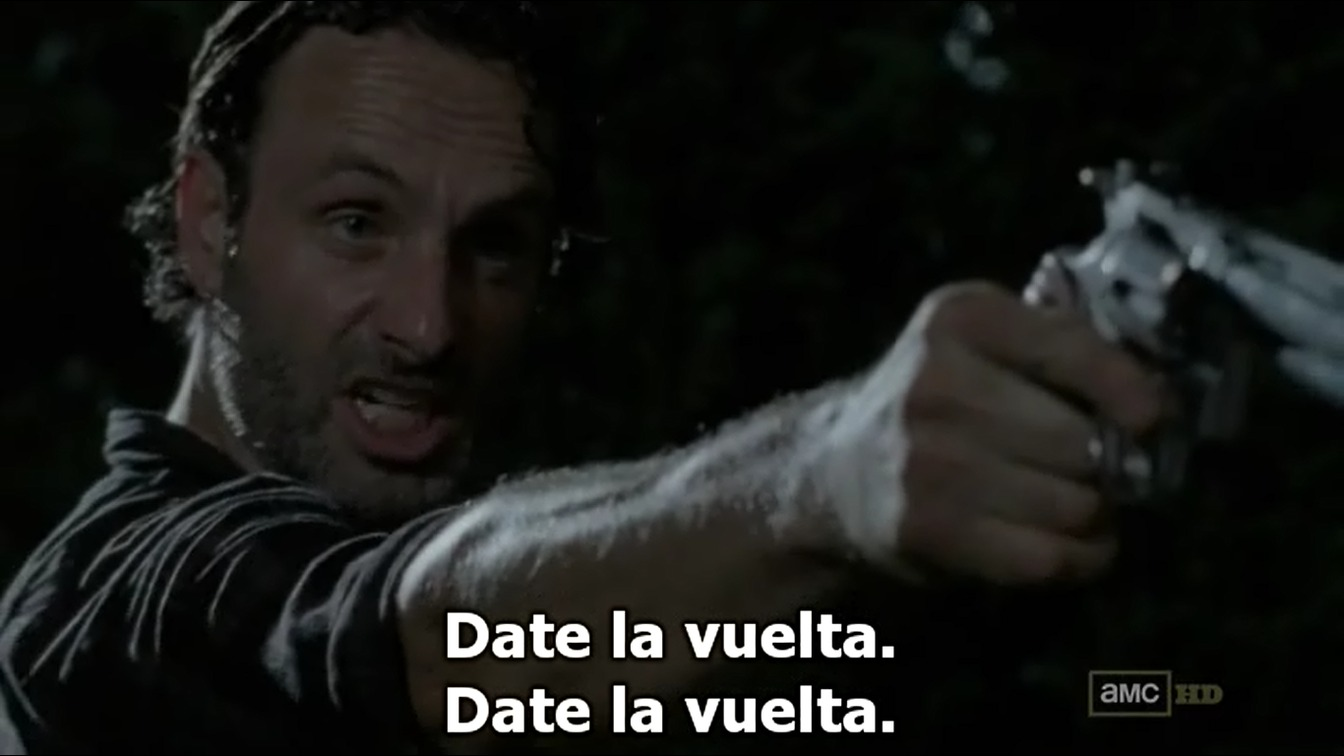 The best: ver the walking dead 3x08 made to suffer online dating