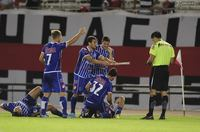 River Plate 1 - 2 Godoy Cruz » Torneo Final 2014  #Vergüenza