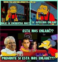 #b #jajajaja #jajaja #deportes #futbol #independiente #indesingente #taringaoff #taringaon #on #off #imagen #lossimpsons #humor ...
