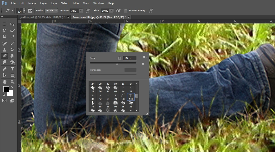 Tutorial Photoshop CS6 Fotomontaje (PROPIO)