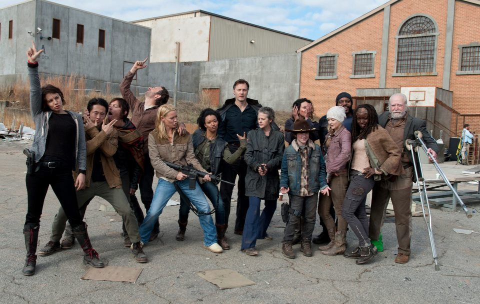 "Fotos ""The Walking Dead"" - Final de temporada/Ulti"