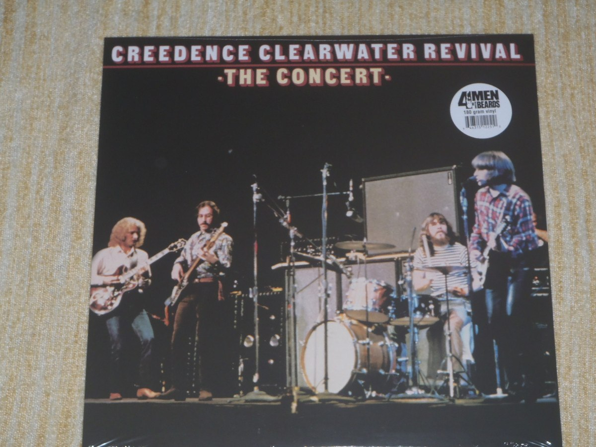 clearwater creedence revival tour meet