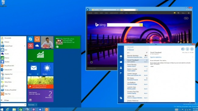 Novedades en Windows 8.1 Update 1