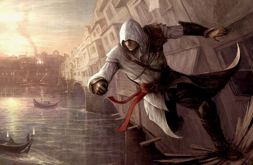 Assassins Creed Parkour Freerunning Profesional