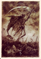 """THE LABYRINTH TAROT"" POR: LUIS ROYO... FINAL..."
