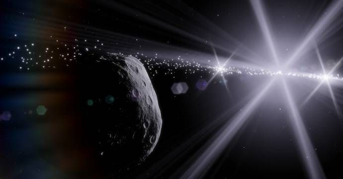 Space Engine -el Universo en HD- simulador exquisito