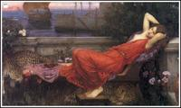 John William Waterhouse ( 1849 - 1917) British