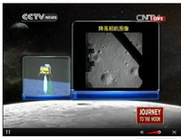 Congratulations China Space Agency for a succesfull moonlanding!