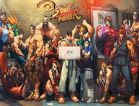 Mi primer intento de un Splash Screen de Street Fighter,jeje contien un divertido ryu animado, en la versin 2 arreglare alguno...