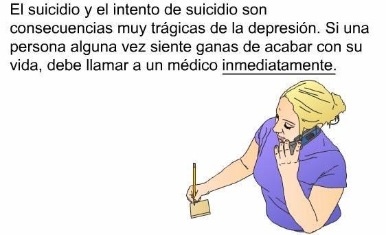 intento de suicidio