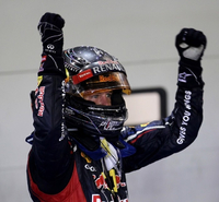 Sebastian Vettel,Singapur 2012