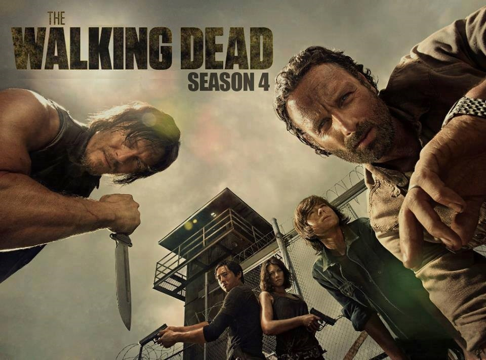 [Serie] The walking Dead [4x4] [Mega] [HDTV720] [SubEsp]