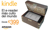 Amazon crea un Kindle de 5 kilos de peso