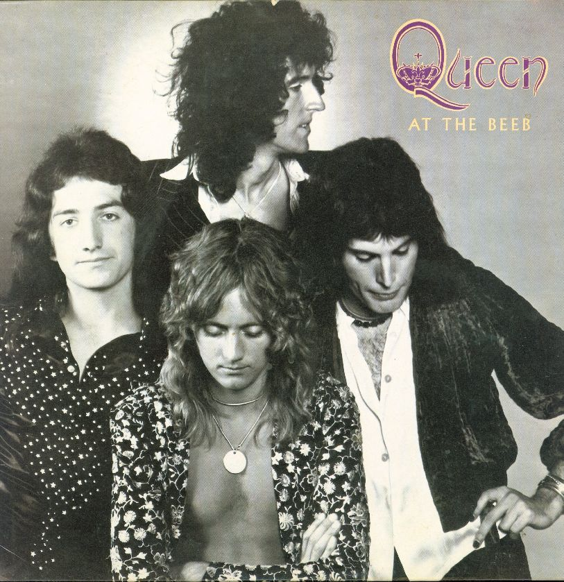 Queen At The B.B.C. o At The Beeb 1975