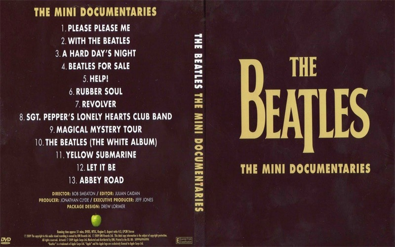 11mistica The Beatles The Mini Documentaries