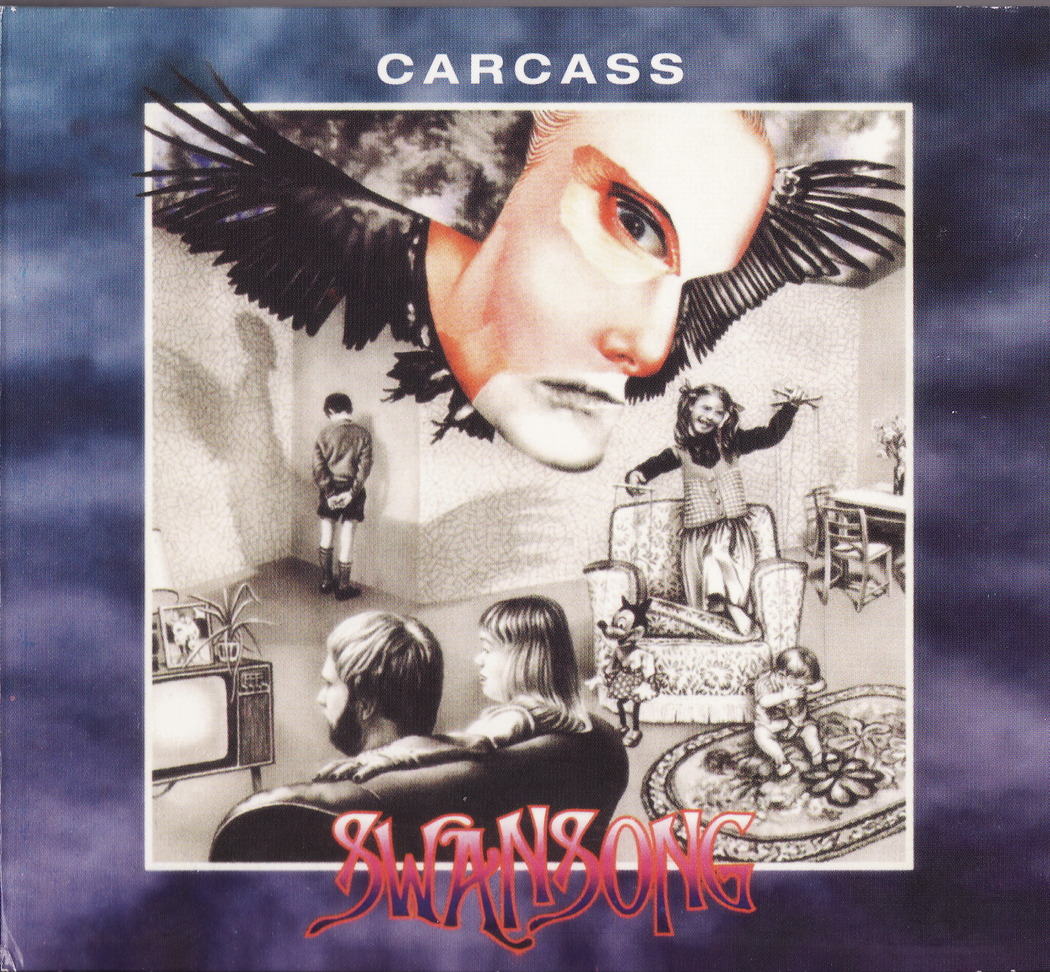 Discografia Carcass (Remastered 2008/320Kbps/Mediafire)