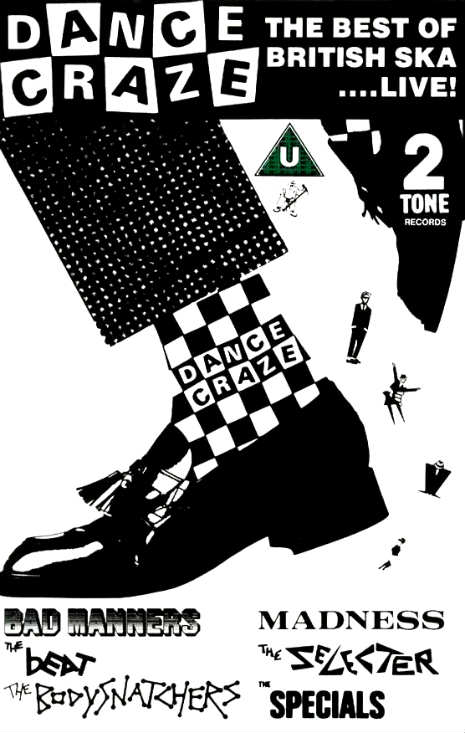 'Dance Craze - The Best of British Ska Live!'