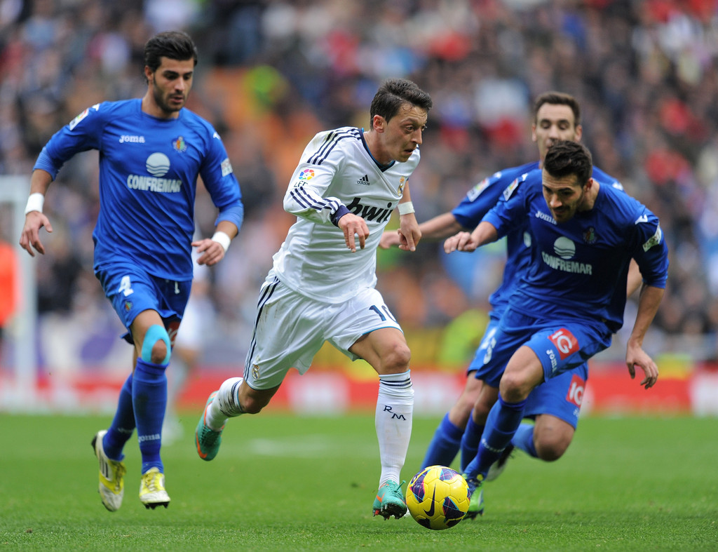 Getafe Real Madrid: [Fotos] Real Madrid 4 V 0 Getafe [Liga BBVA]