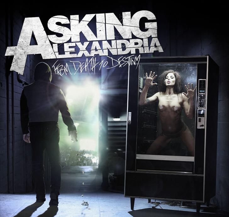 [Info] Asking Alexandria - From Death To Destiny [2013]