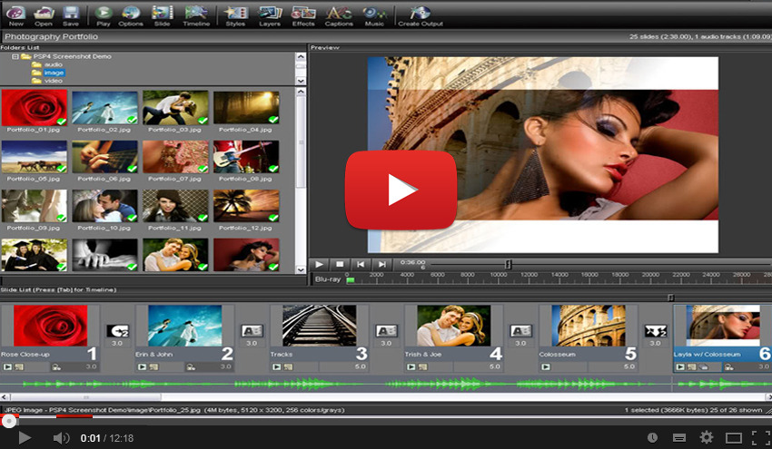 Tutorial de proshow Gold. Completo! Foto-video